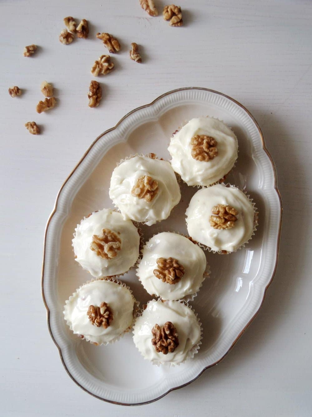 carrot cupcakes3 Vegan Carrot Coconut Cake