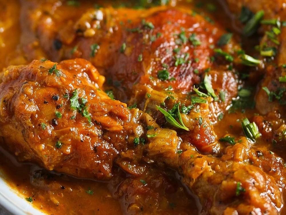 rhubarb chicken Romanian Lamb Stew – Tocanita de miel