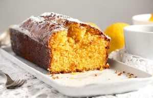 %name The Best Carrot Cake with Coconut and Lemon Frosting