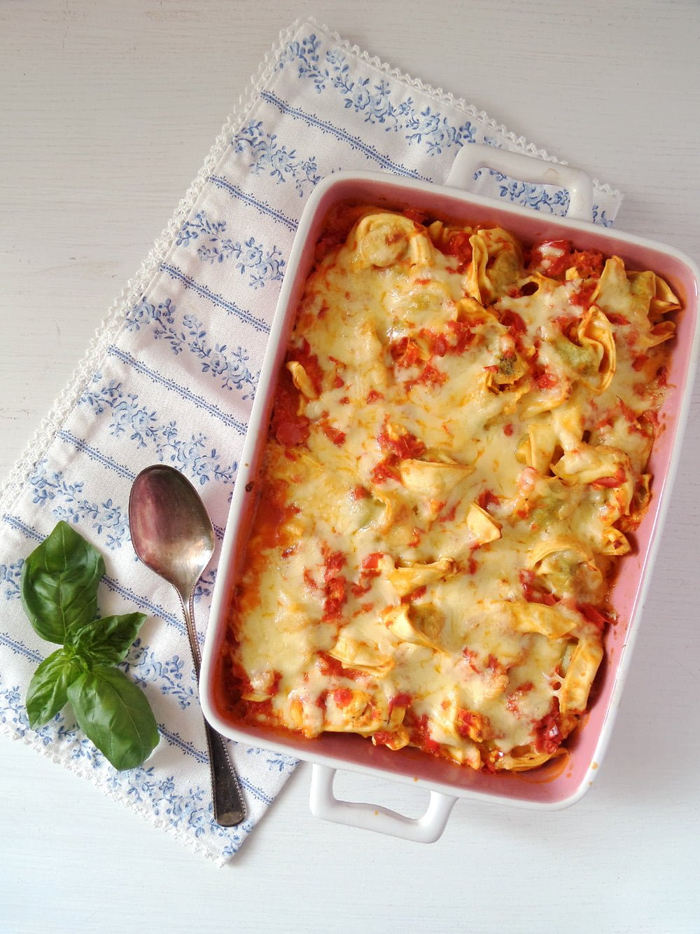 tortellini casserole Cheesy and Easy Tortellini Bell Pepper Casserole