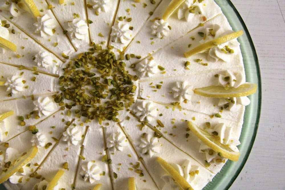 lemon buttermilk torte Romanian Lemon Cake – Lamaita