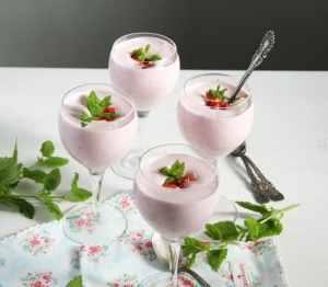 %name strawberry foam