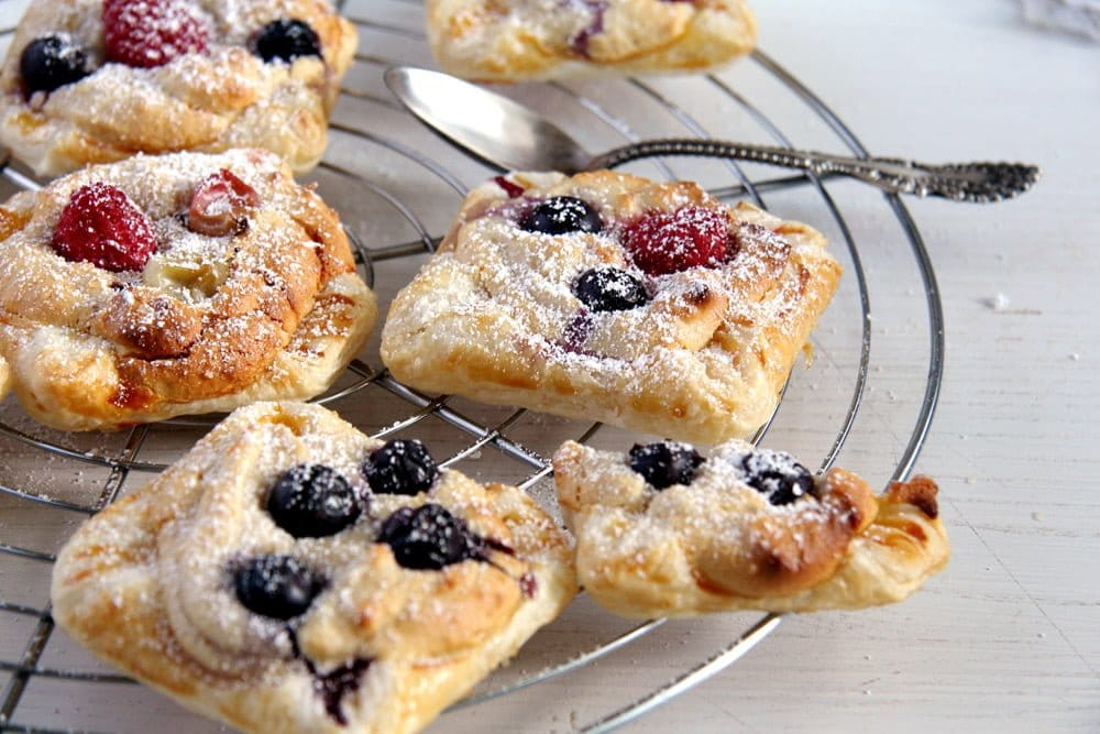 marzipan berry 15 Easy Dishes for a Potluck Party