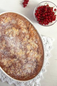 %name red currants cake