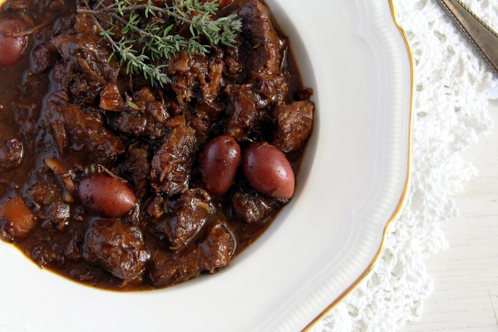 how to serve beef olives