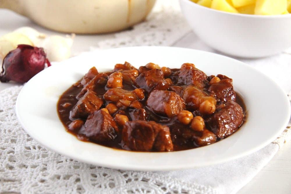Onion Pork Stew