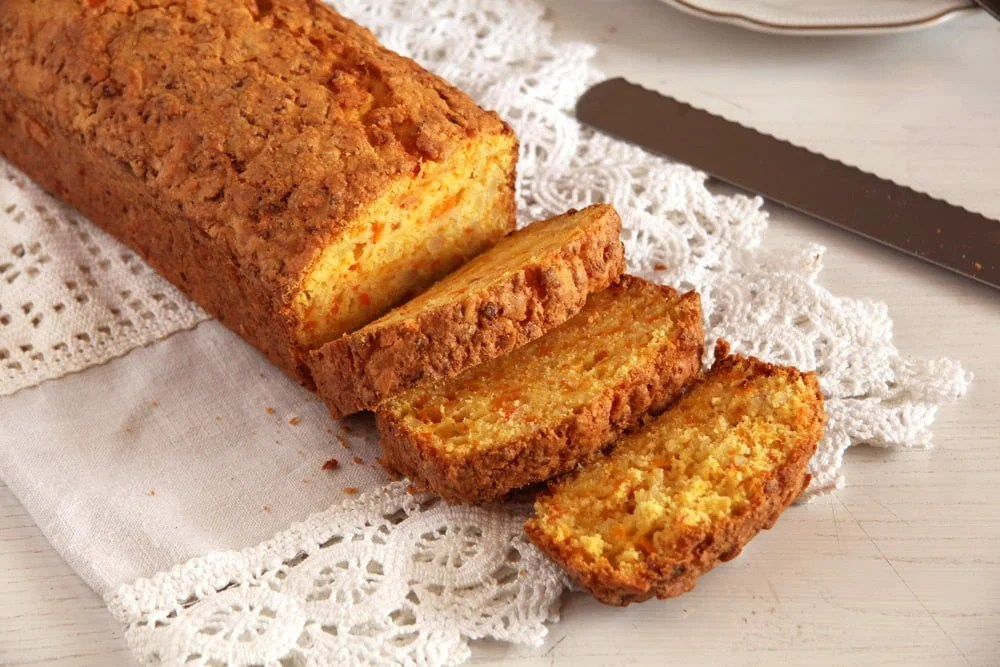 pumpkin bread sweet Sweet and Easy Pumpkin Almond Bread