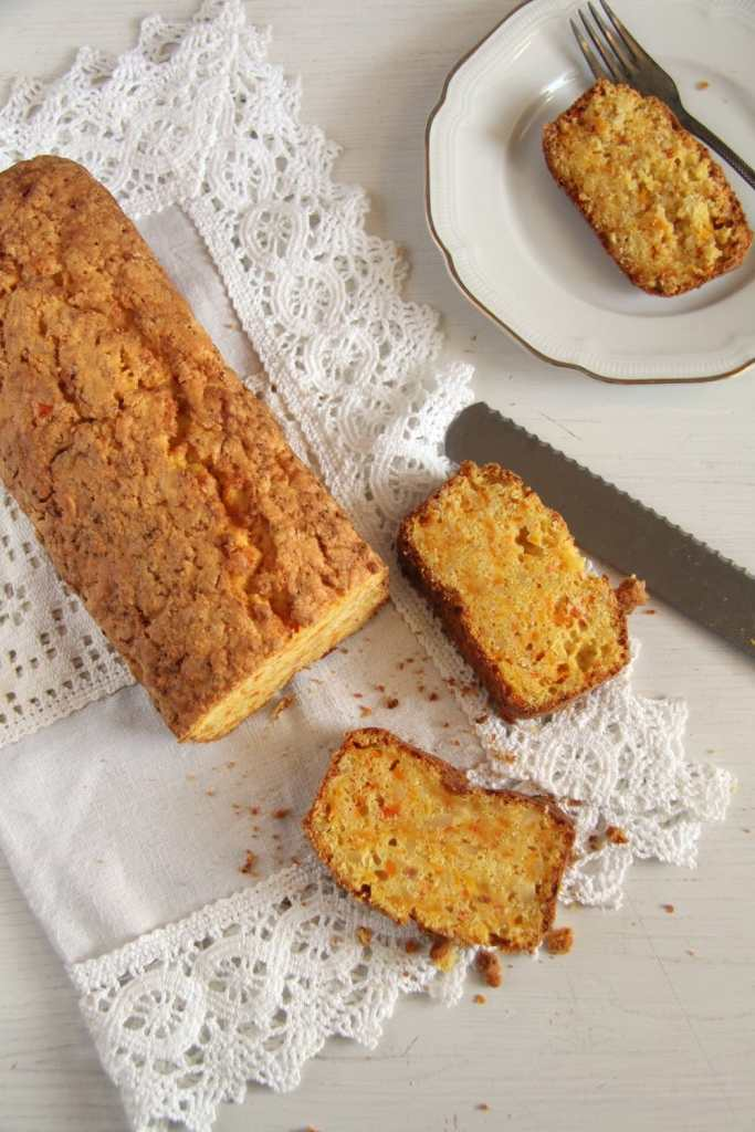 pumpkin bread 683x1024 Sweet and Easy Pumpkin Almond Bread