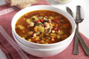 %name White Bean and Vegetable Soup