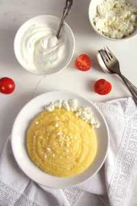 %name creamy polenta