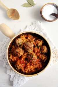 %name sauerkraut meatballs