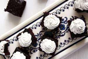 %name vegan brownies cream