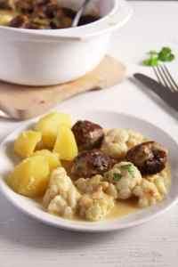 %name cauliflower casserole meatb