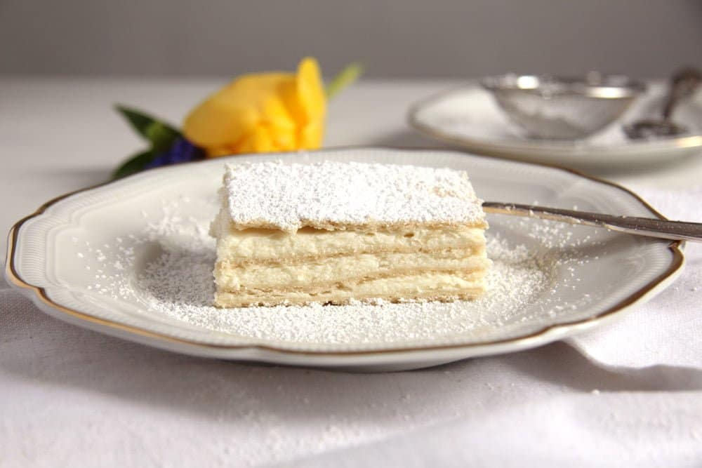 romanian lemon cake Layered Lemon Cake Recipe with Lemon Buttercream