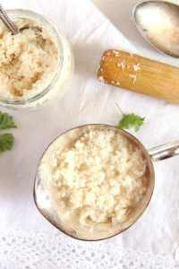 %name How to Make Preserved Horseradish in Vinegar