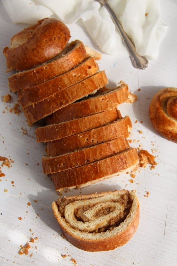 Hungarian Beigli edited 6 Traditional Hungarian Pastry Rolls with Walnut Filling