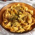 %name Easy Cabbage Noodles with Sour Cream and Dill