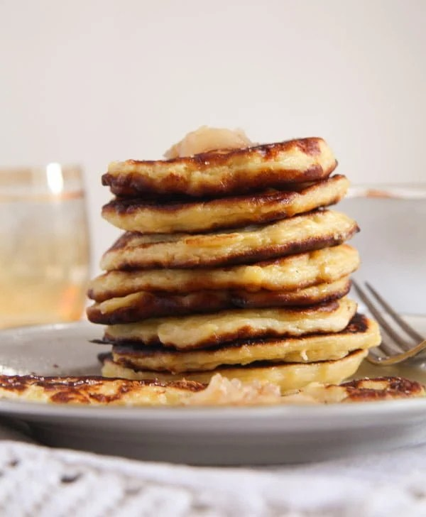 potato pancakes ed 5 Easy Potato Pancakes or Fritters – Sweet or Savory