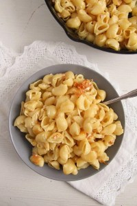 %name The Easiest Skillet Macaroni and Cheese – Romanian Recipe