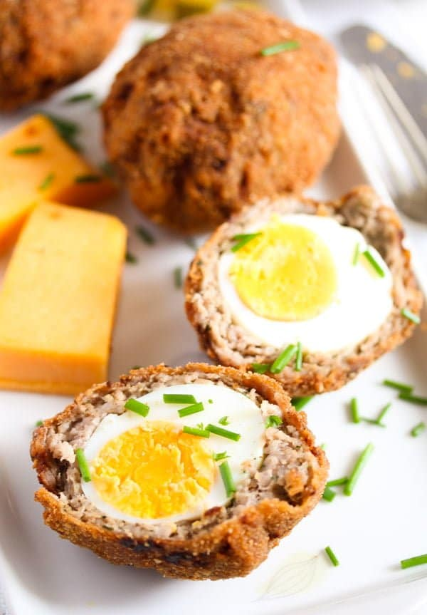 scotch eggs recipe 7 Classic Scotch Eggs Recipe – Fried, with Sausage and Herbs