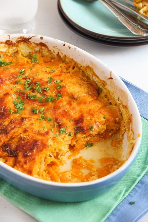sweet potato stew 5 10 Thanksgiving Potato Side Dishes