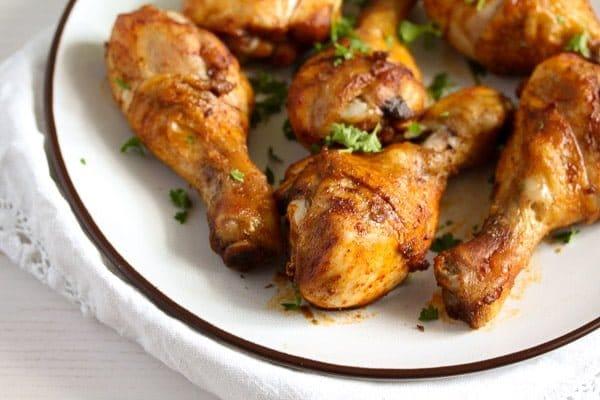 Baked Chicken Drumsticks – Basic Chicken Recipe