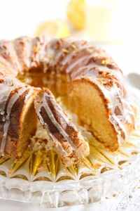 %name Limoncello Cake with Lemon Glaze – Bundt Cake Recipe