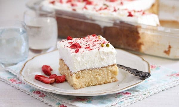 tres leches cake 10 Tres Leches Cake – Mexican Dessert Recipe