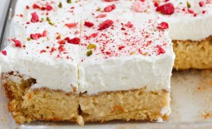 %name Tres Leches Cake – Mexican Dessert Recipe