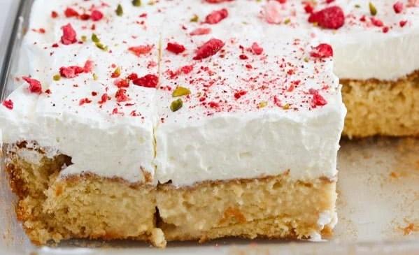 tres leches cake 9 Tres Leches Cake – Mexican Dessert Recipe