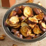 %name How to Make Pretzel Chips Using Leftover Soft Pretzels