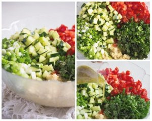 %name Tabbouleh or Tabouli Salad with Parsley – Middle Eastern Recipe