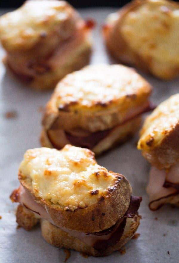croque monsieur 4 Baked Croque Monsieur Recipe – French Food