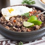 %name Gallo Pinto – Black Beans and Rice Recipe – Costa Rican Food