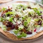 %name Tostadas with Chorizo and Beans – Mexican Food