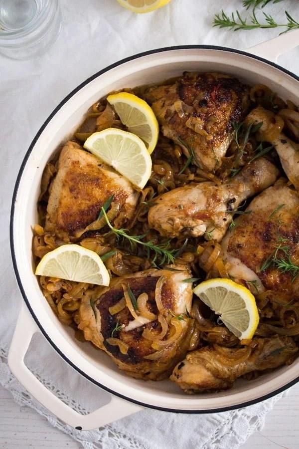 senegalese chicken 1 Senegalese Chicken Stew – Yassa Chicken – African Food