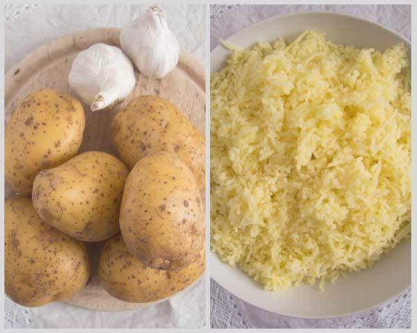 garlic mashed potatoes Best Garlic Parmesan Mashed Potatoes – With Roasted Garlic