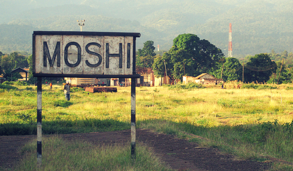Jambo from Moshi - My First Impressions of Tanzania