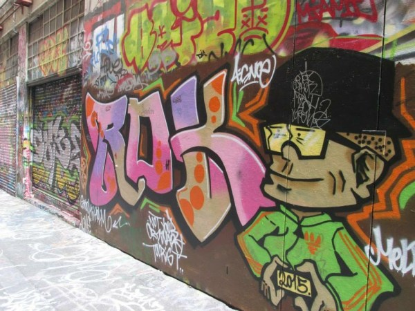 Photo Diary - Awesome Street Art in Melbourne