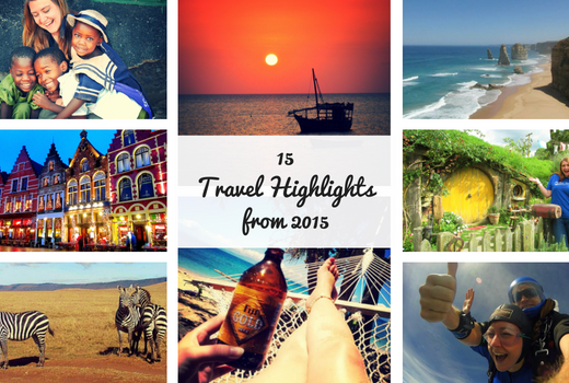 15 Travel Highlights from 2015