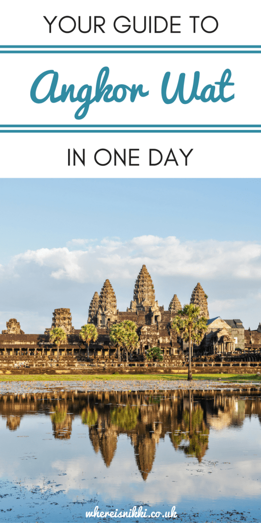 A Photo Guide to Angkor Wat in One Day