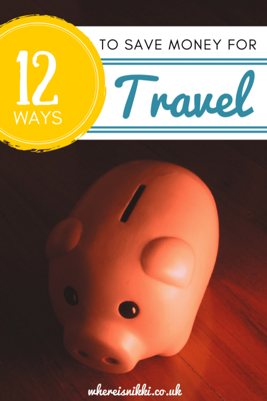 12 Ways To Cut Expenses And Save More Money For Travel