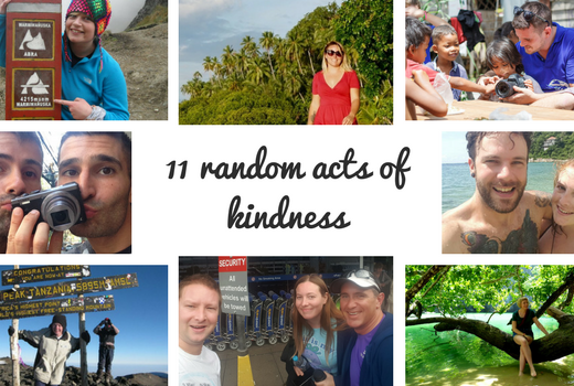 11 Stories Of Random Acts Of Kindness From Around The World