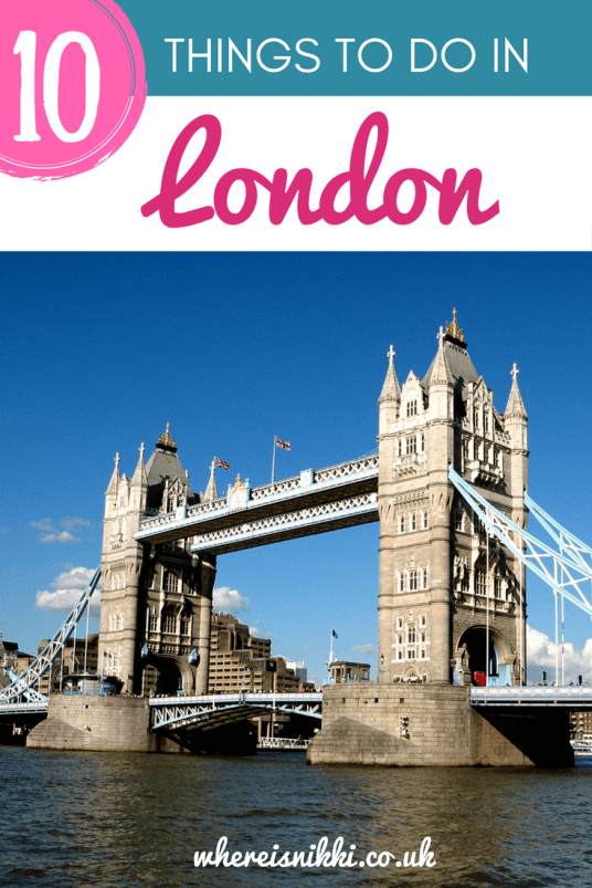 10 Must-See London Attractions (2)