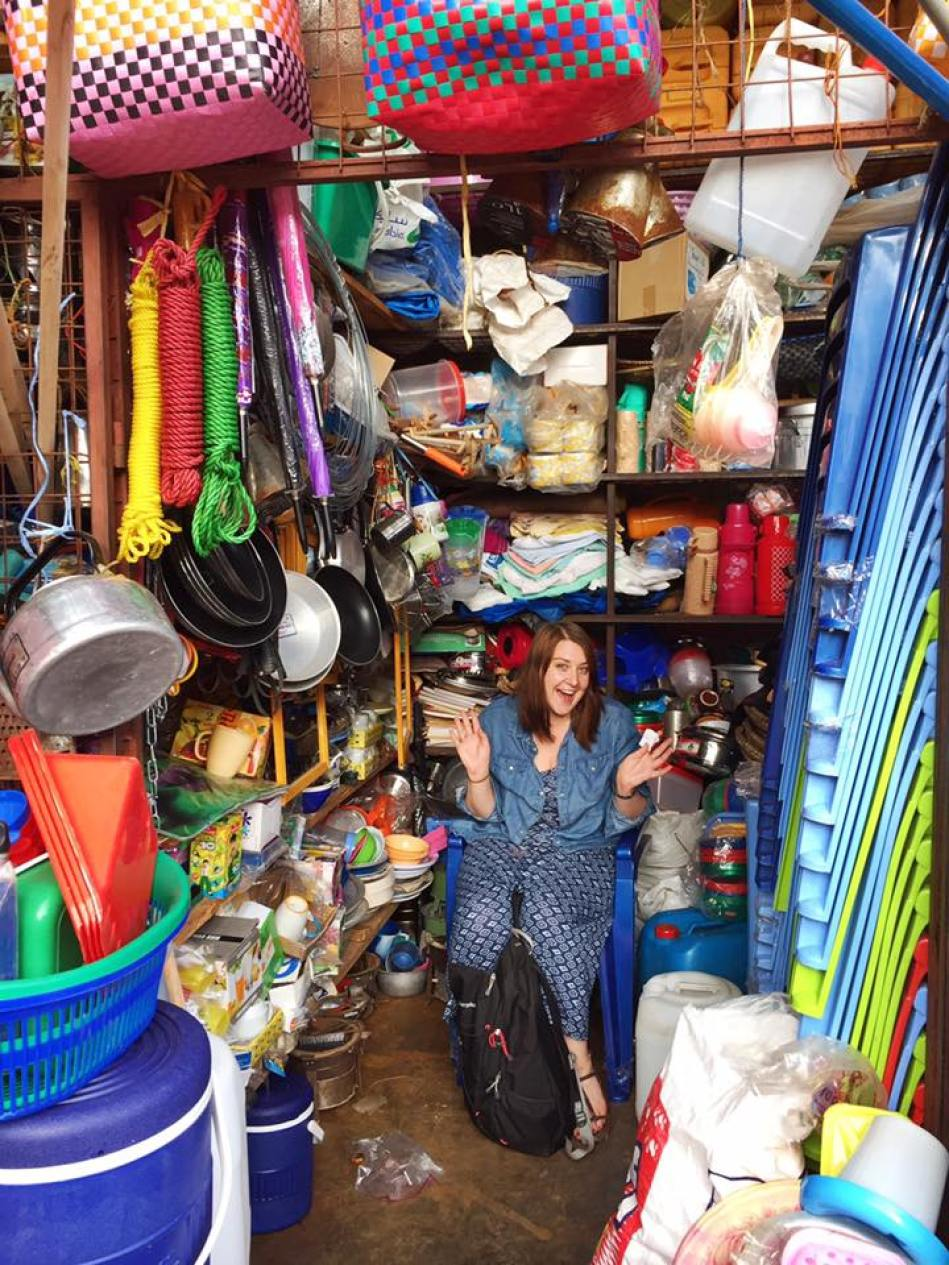 The ultimate shopping experience in Tanzania