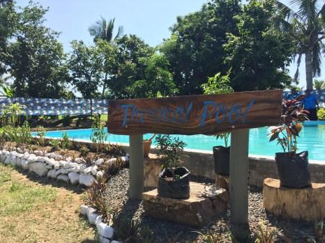 Tifajek's new thermal pool opened in December 2016.