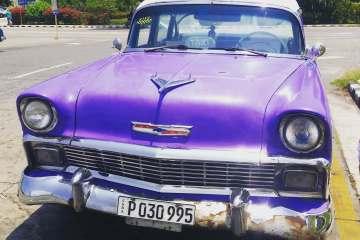 havana cuba, vintage car cuba, varadero cuba