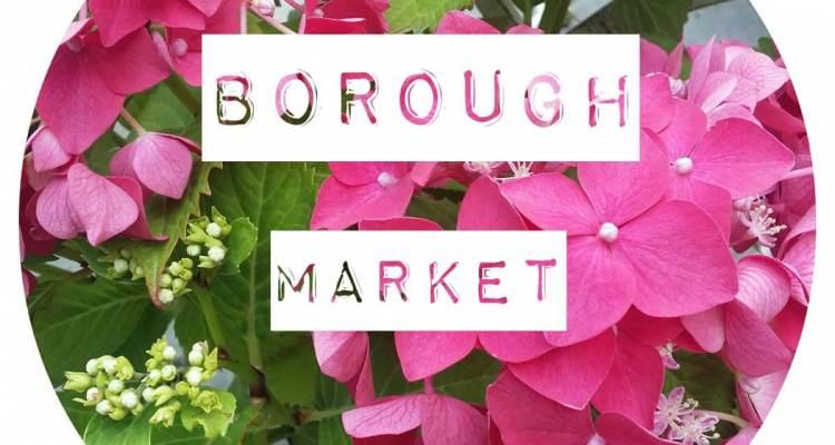 borough food market london