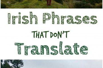 irish phrases where is tara travel blog tara povey
