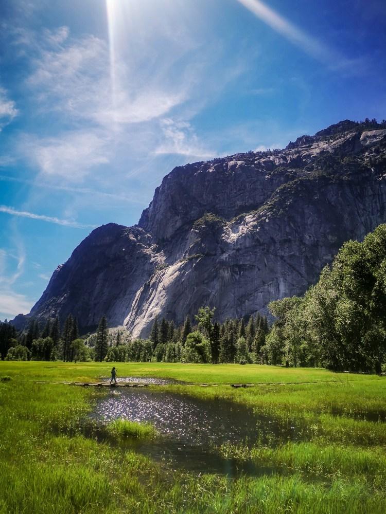 two days in Yosemite Falls 2 days in Yosemite National Park Yosemite itinerary